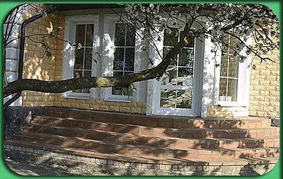 Строительство дома 206 м2 с мансардой и эркером под ключ