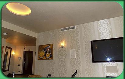 Ремонт комнат и коридора