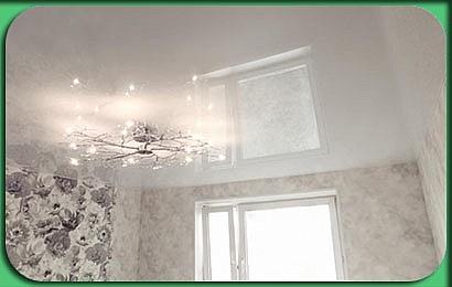 фото ремонта и монтажа потолков