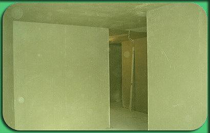 Машинная штукатурка в 2-ух комнатной квартире 1