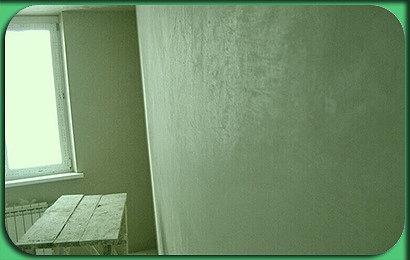 Машинная штукатурка в 2-ух комнатной квартире 2