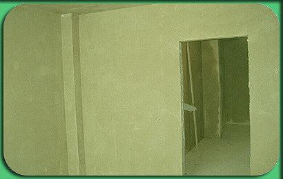 Машинная штукатурка в 2-ух комнатной квартире 3