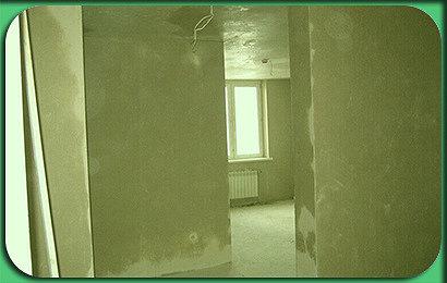 Машинная штукатурка в 2-ух комнатной квартире 4
