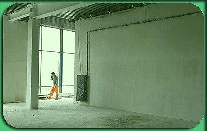 Штукатурка в производственном помещении 320 кв.м 2